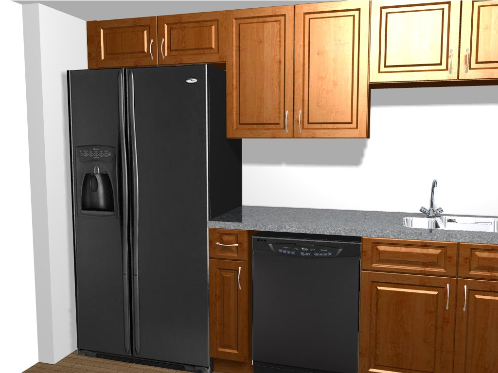 kitchen design pittsburgh. Design Rendering  Finished Kitchen Pittsburgh PA Budget and Bath