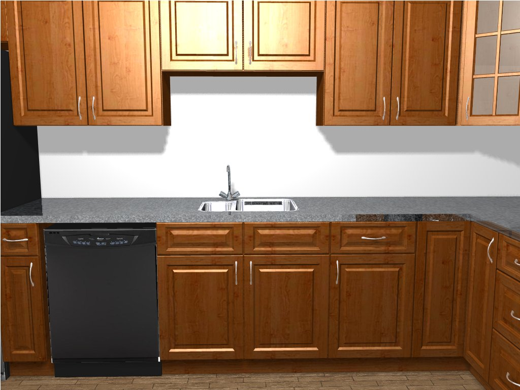 Custom Kitchen Rendering ... Part 70